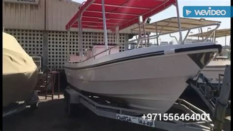 brand new fishing boats for sale brand new 2016 26ft fishing boat for sale طراد صيد اوميجا