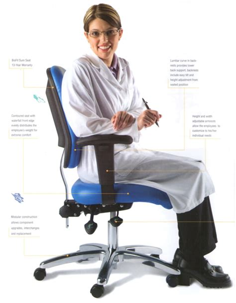 Biofit Cleanroom Chairs by Utopia Aire Singapore Utopia Sg Clean Room