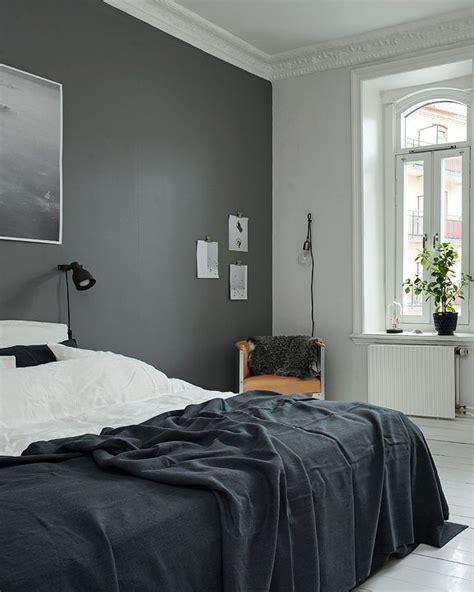 dark feature wall bedroom 25 best ideas about grey feature wall on pinterest grey