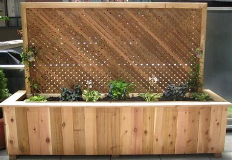 Backyard Planter Box Ideas Backyard Planter Box Ideas How To Make Wooden Planter Boxes Waterproof Garden Design