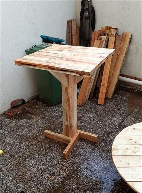 Diy Bar Table Ideas 45 Easiest Diy Projects With Wood Pallets