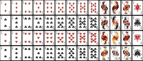 Standard Deck Of Cards by How Many Cards Are In A Standard Deck Quora