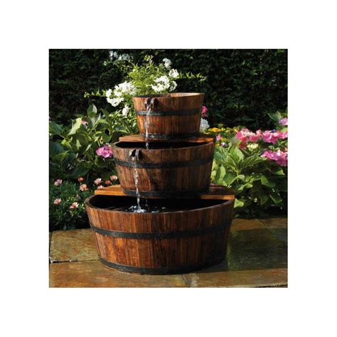 pompe pour fontaine de jardin fontaine de jardin edinburgh ubbink avec pompe