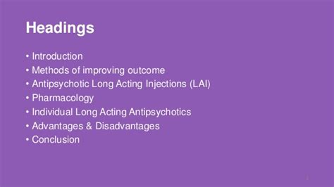 Acting Injectable Antipsychotics In Early Psychosis A Literature Review by Antipsychotics Acting Injections