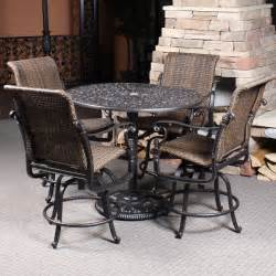 bar height patio sets bar height patio sets patio design ideas