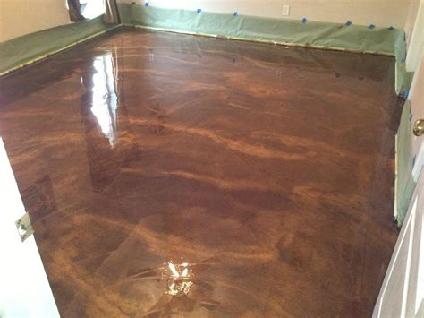 Interior Resurfacing   Idaho Falls   Custom Concrete