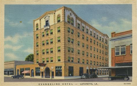 Evangeline Apartments Lafayette La Evangeline Hotel Lafayette La Exploring Cajun Country
