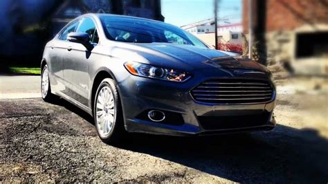 2013 ford fusion mods ford fusion 2013 led mod the radio
