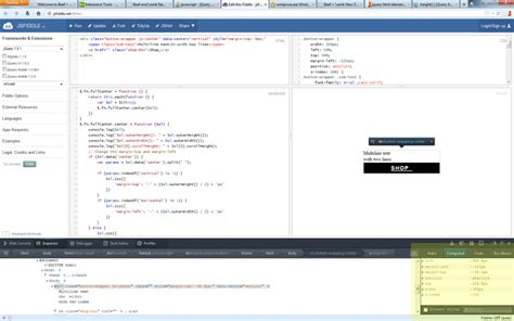 visitor pattern with return value jquery plugin return value