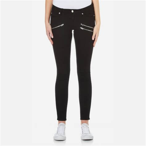 cheap monday s slim fit disguise black clothing thehut
