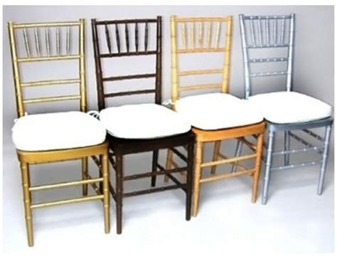 Rent Table And Chairs Chiavari Chairs Rental My Florida Rental