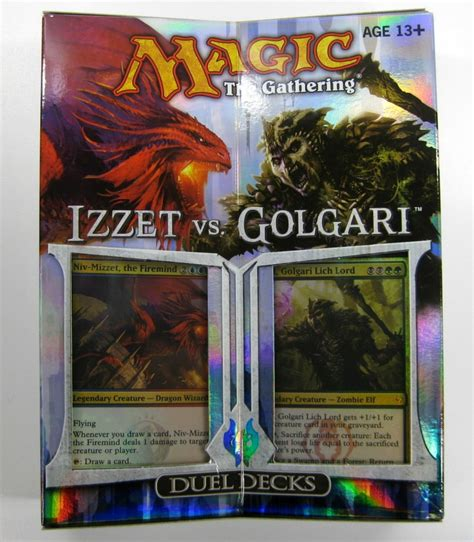 magic deck kaufen duel decks izzet vs golgari englisch magic the