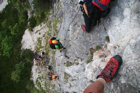 Hias Und Siega Klettersteig hias d und siega klettersteig c d climb and hike
