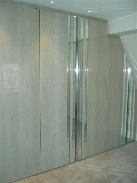 Glass Mirror Wardrobe Doors by Mirror Wardrobe Doors Inlaid Mirror Glass Glazing Solutions