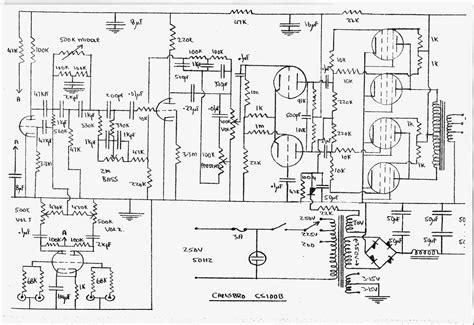 Laney Gitar Elektrik Lifier schematic audio research 100 2 get free image about