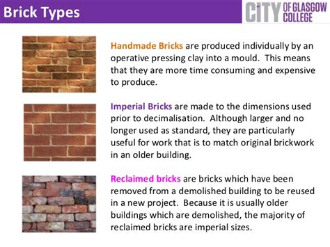 Define Handcrafted - brick walling an introduction