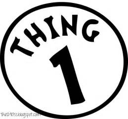 thing 1 and thing 2 printable template thing one and thing two treat bags free printables