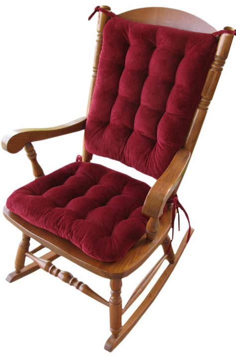 wide rocking chair cushions corduroy rocking chair cushions are made in a remarkably