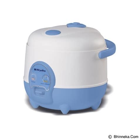 Rice Cooker Miyako Mini jual rice cooker miyako magic mcm 606 b harga
