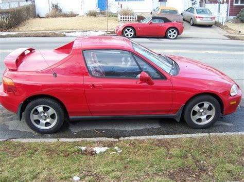 books on how cars work 1993 honda del sol electronic toll collection buy used 1993 honda del sol si in staten island new york united states for us 2 800 00