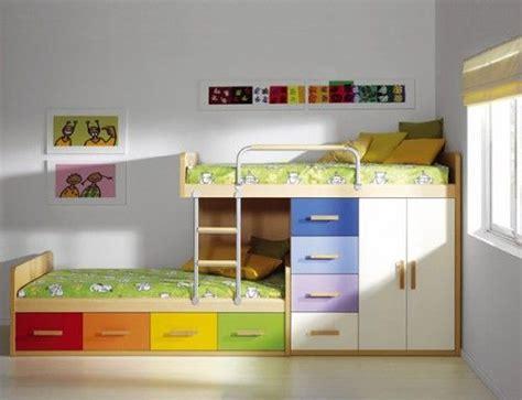 bedrooms 4 kids best 25 bunk beds with mattresses ideas on pinterest