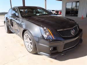 Crashed Cadillac Cts Salvage 2014 Cadillac Cts V For Sale