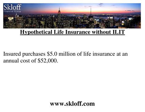 cost of c section without insurance stop paying taxes irrevocable life insurance trust ilit