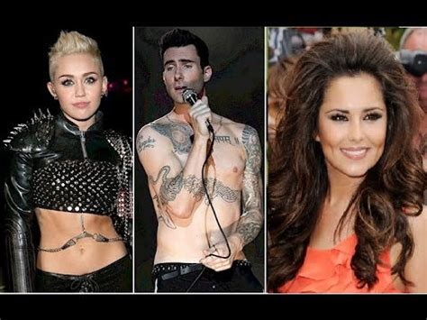 Xtina Is Not Preggers by Is Aguilera Not Invited To Adam Levine S Wedd