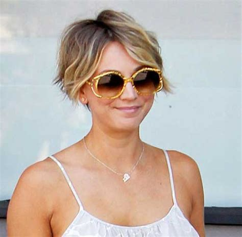 how to cut your hair short like kaley cucoa 15 short haircuts for curly wavy hair short hairstyles