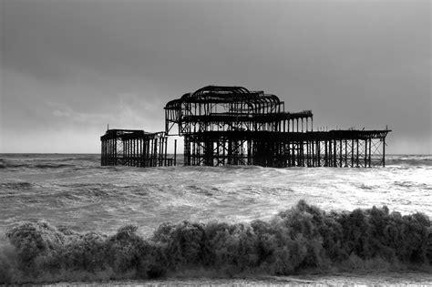 pier west west pier february 2014 after storm damage ben collier