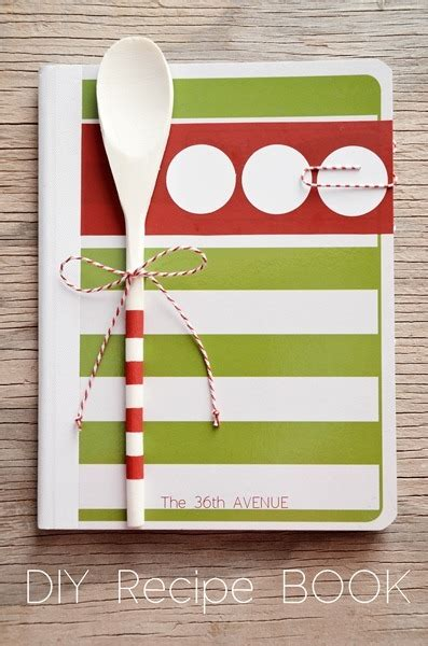 Handmade Cookbook Ideas - 11 diy gift ideas east coast creative