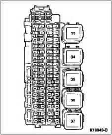 2005 nissan quest fuse box diagram 2005 automotive wiring diagram