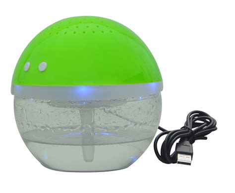 Dispenser Air led lighted electric air freshener dispenser with button