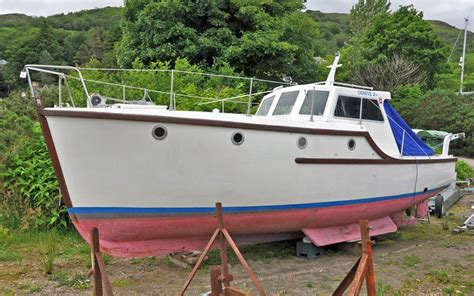 colvic fishing boats for sale uk colvic northener 26 1984 boats in 2019 boat wooden
