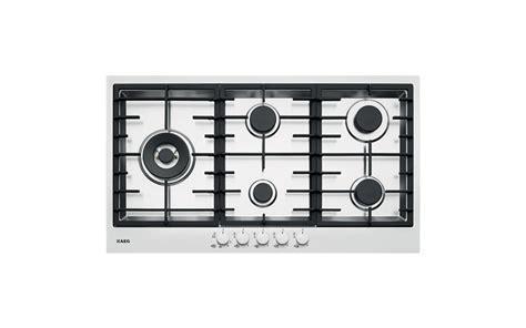 cm stainless steel gas cooktop hgfxa aeg australia