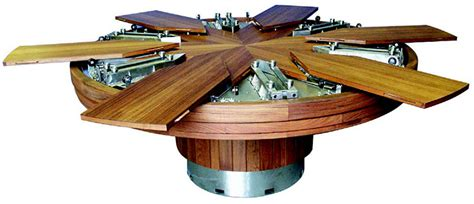 the capstan table by db fletcher art meets technology