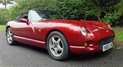 Tvr Chassis For Sale Tvr Chimaera 400 1996 Recent Chassis Refurb Car For Sale