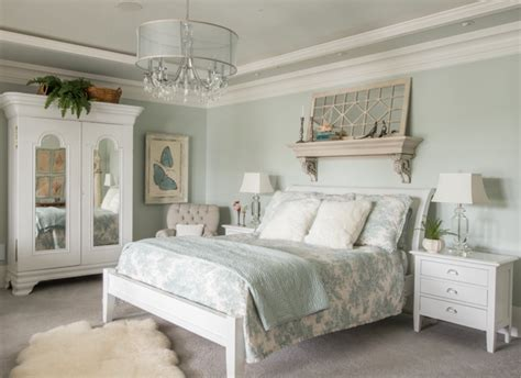 Sea Salt Sherwin Williams Bedroom by Vintage Whites A Rustic Charming Home With Class