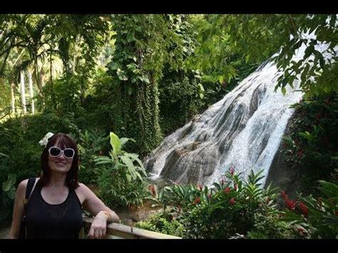 Shaw Park Botanical Gardens Shaw Park Gardens Waterfalls Ocho Rios Jamaica