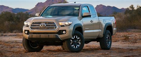 2016 Toyota Tacoma Specifications And The Best New Features Of The 2016 Toyota Tacoma Are
