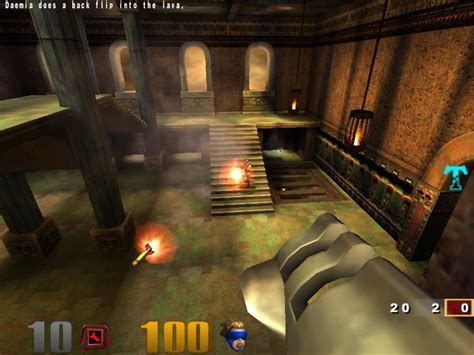id tech 3 engine games quake iii arena screenshots for windows mobygames