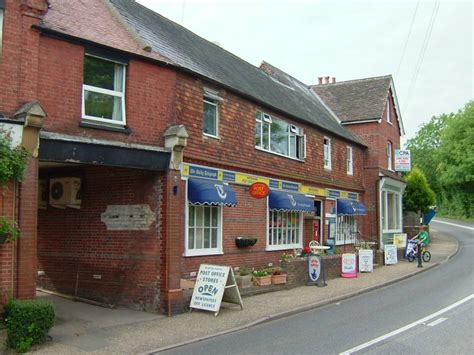 Valley Cottage Post Office by Northchapel Part Of The Rother Valley Guide West Sussex