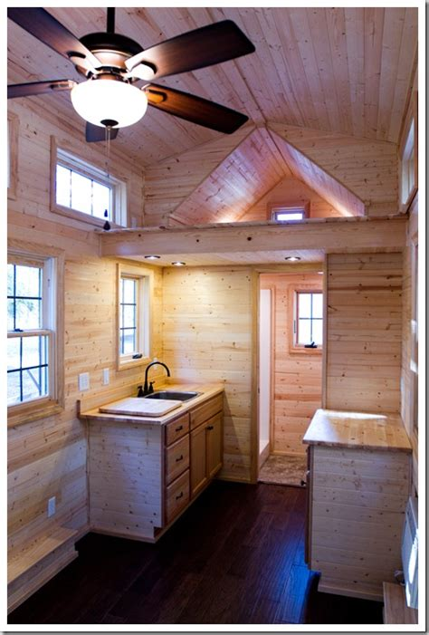 tiny living tiny house interior  home design garden