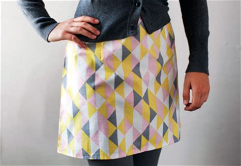 sewing an a line skirt by cal patch creativebug