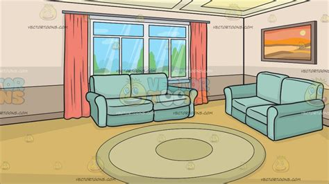 livingroom cartoon cartoon living room clipart nakicphotography