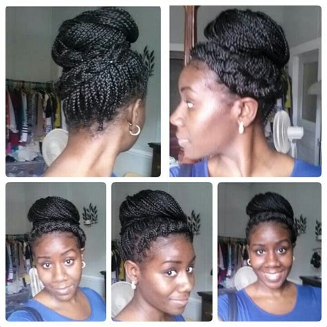 wrap around braid black hair 440 best braided protective style images on pinterest