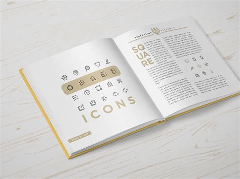 book free download square book mock up punedesign