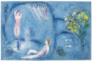 Marc chagall daphnis and chloe