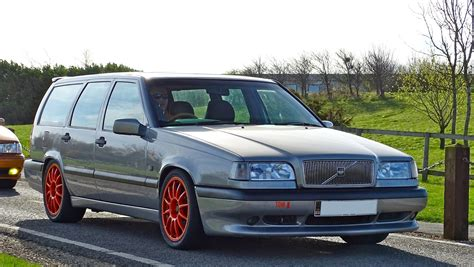 t5 volvo volvo 850 t5 at the nurburgring volvotuning