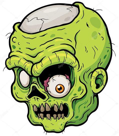 imagenes de ojos de zombie cara de zombie de dibujos animados archivo im 225 genes